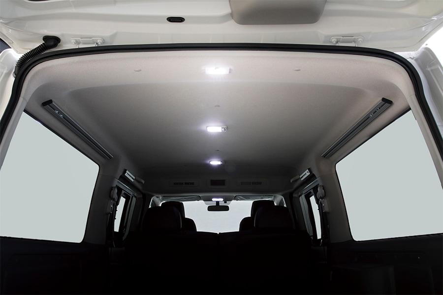 ユーアイビークル/UIvehicle NV350 キャラバン LEDルームランプセット