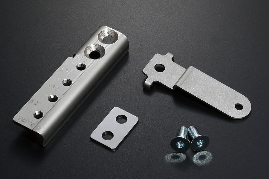 ユーアイビークル/UIvehicle NV350 オートレベライザー&プロポーショニングバルブ補正ブラケット