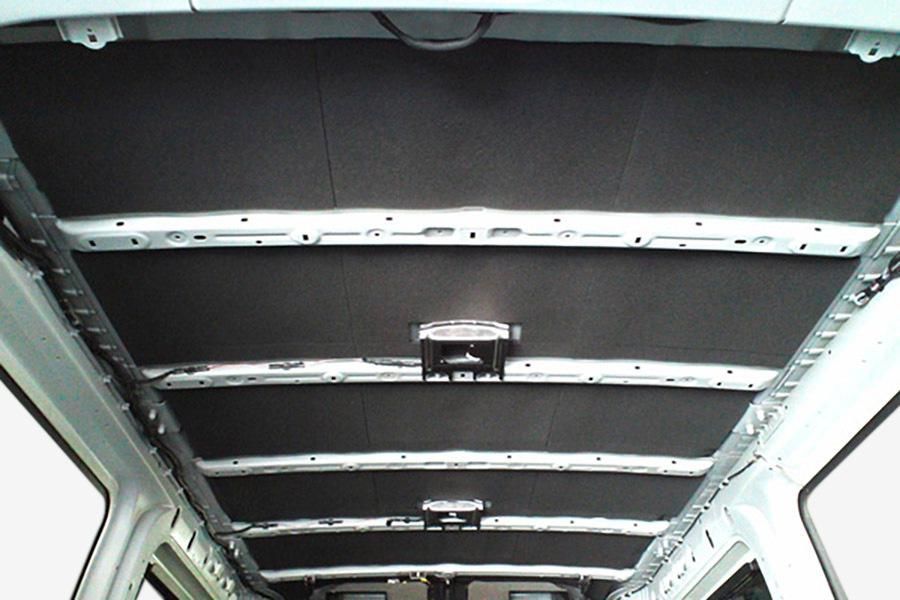 ユーアイビークル/UIvehicle NV350 キャラバン フェリソニ防音材