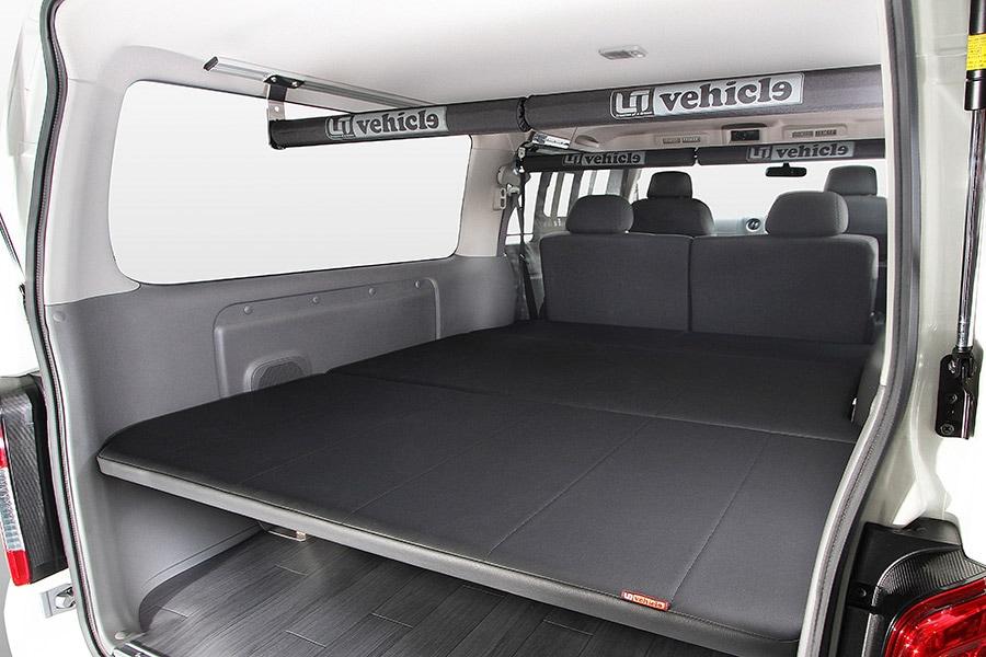 ユーアイビークル/UIvehicle NV350 キャラバン プレミアムGX用 スライドルームキャリアー