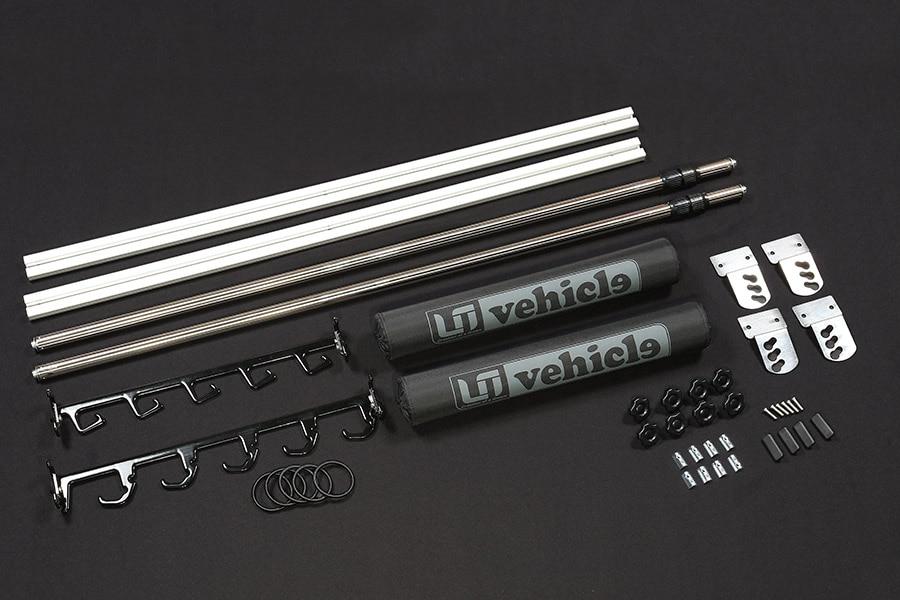 ユーアイビークル/UIvehicle DA17 エブリイ ワゴン/バン ロッドホルダー