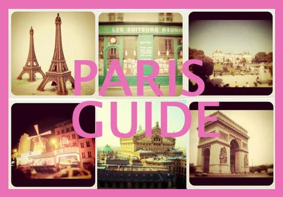 パリの人気観光地ガイド