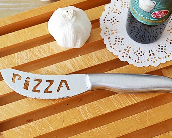 ピザ専用ナイフ