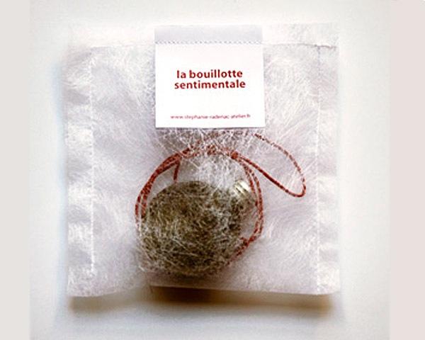 ステファニー・ラデュナックのネックレス la bouillottte sentimentale【フランス直輸入】
