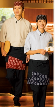 ラーメン・居酒屋・焼肉屋コーディネート1