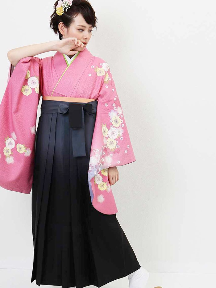 卒業式レンタル袴セット詳細画像4