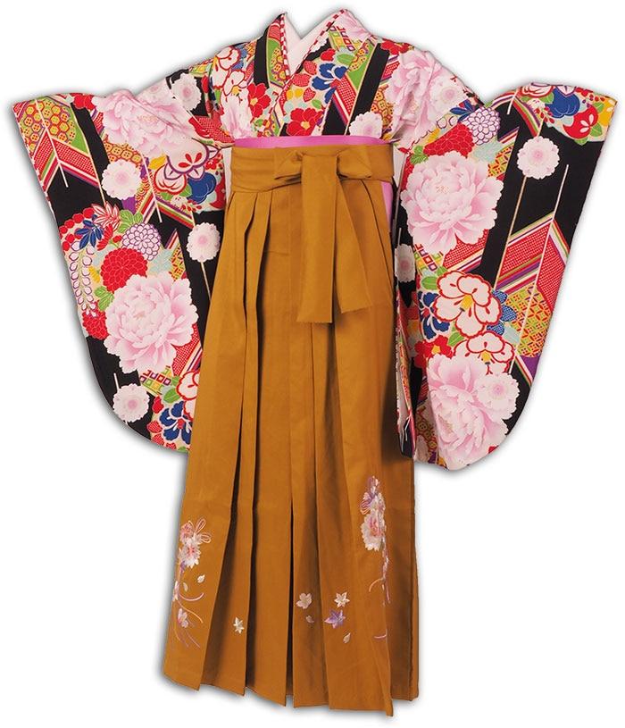 【往復送料無料】卒業式レンタル袴フルセット
