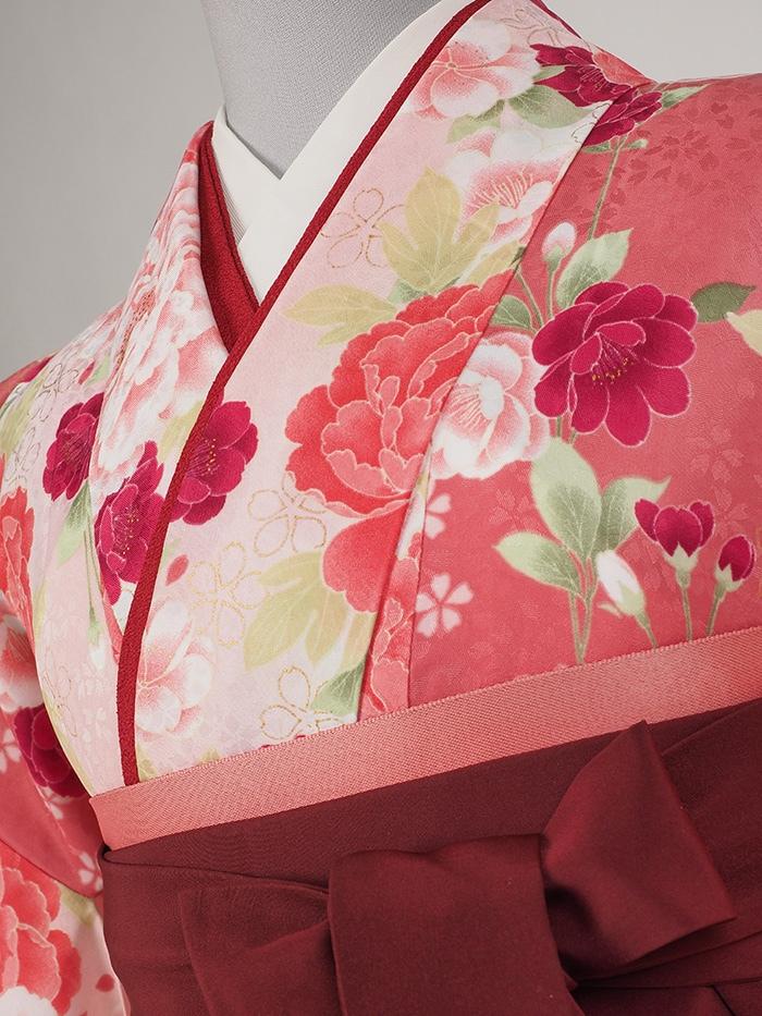 卒業式レンタル袴セット全体画像3