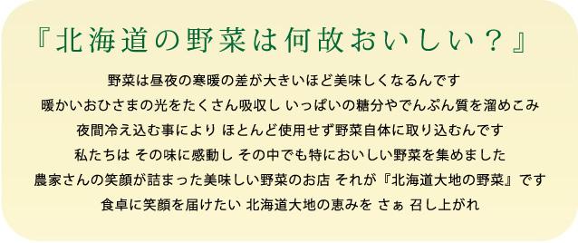 厳選 北海道の野菜、じゃがいも、人参、玉ねぎ。