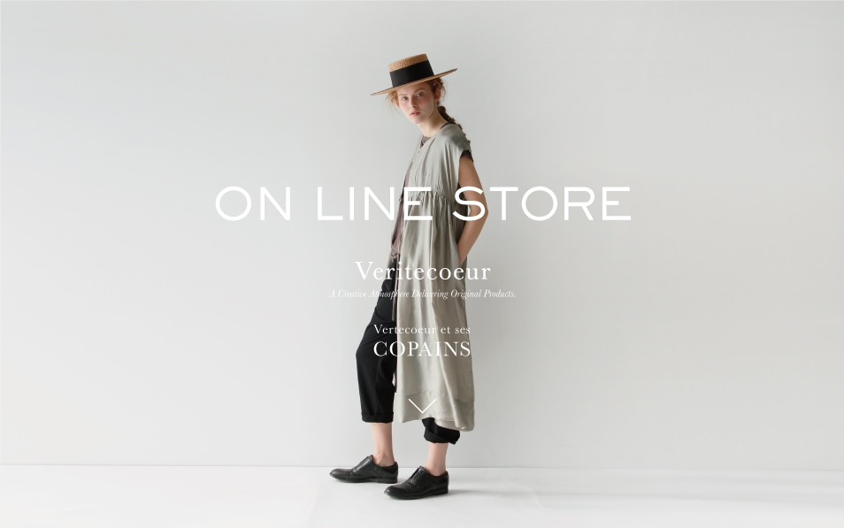 veritecoeur ����饤��å�/on lineshop ���Ρ�TOP IMAGE2
