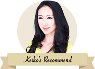 Keiko's Recommend