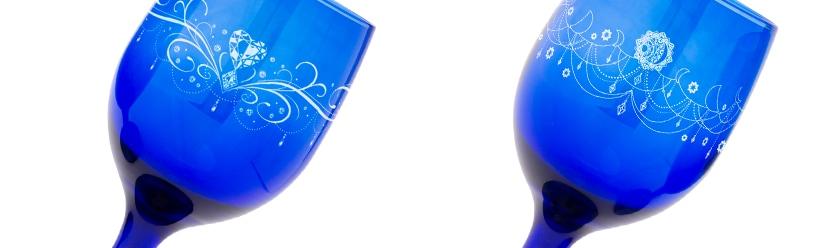 飲用グラス 浄化用グラス