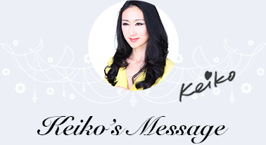 Keiko's Message