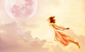 獅子座W新月と完璧にシンクロするパウダー