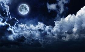 月の波動を宿すパウダー