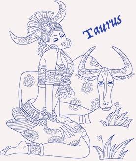 牡牛座のイメージ画像