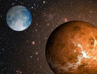 「月」と「金星」の波動アチューンメント