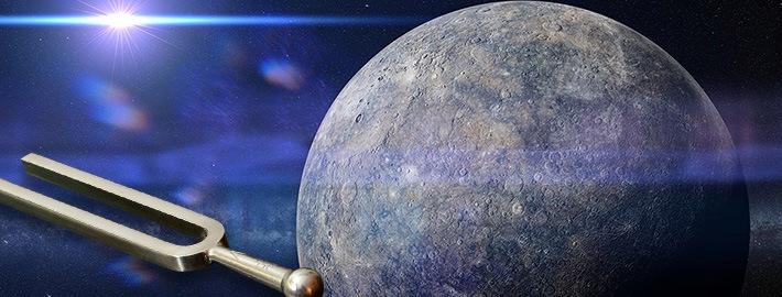 水星の惑星周波数でスマホケース全体を包み込む
