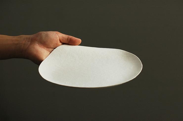 丸皿(大)
