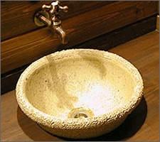 洗面ボウルの設置例14
