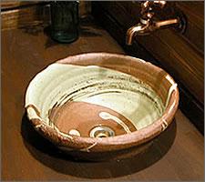 洗面ボウルの設置例15