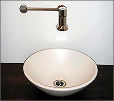 洗面ボウルの設置例21