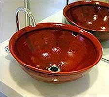 洗面ボウルの設置例25