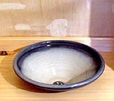 洗面ボウルの設置例31