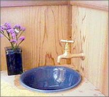 洗面ボウルの設置例33