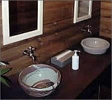 洗面ボウルの設置例35