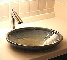 洗面ボウルの設置例54