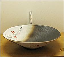 洗面ボウルの設置例4