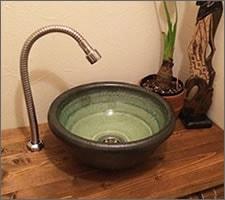 洗面ボウルの設置例2