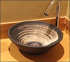 洗面ボウルの設置例34