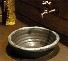洗面ボウルの設置例13