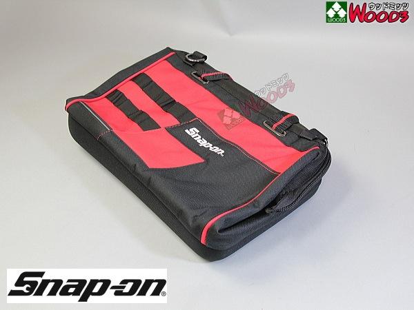 snap-on ツールバッグ 折りたたんだ状態で入荷納品です