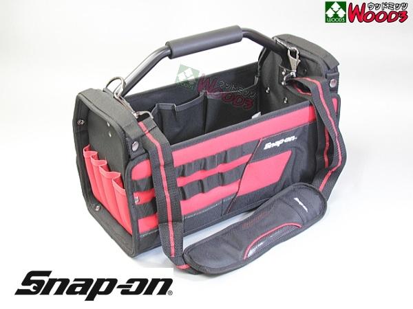 snap-on ツールバッグ チョイスバッグは折りたたみできません。 このままの形です。