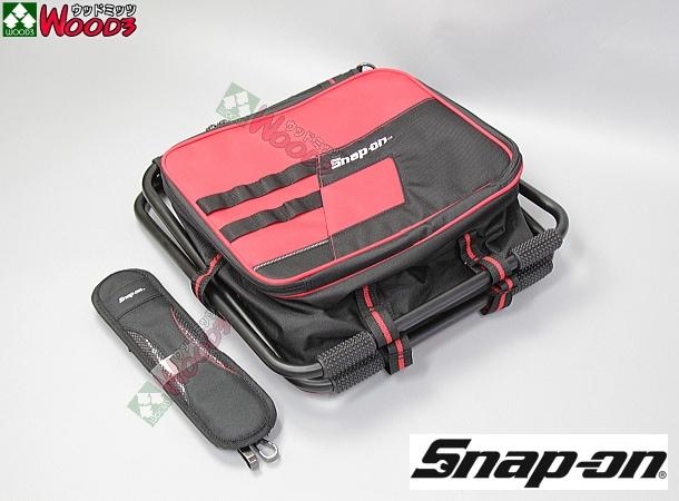 snap-on ツールバッグ 折りたたんでコンパクト 折りたたんだ状態で入荷納品です