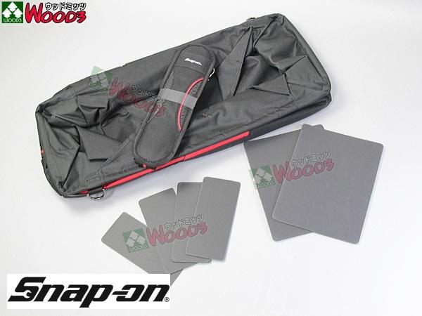 snap-on ツールバッグ トランク収納バッグ 折りたたんだ状態で入荷納品です