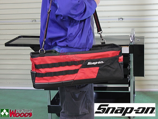 Snap-on ツールバッグ トランクバッグ 肩掛けショルダーバッグ