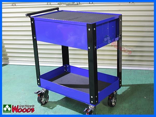 TONE トネ ツールカート ワークキャビン TC1701BU 限定色 ブルー