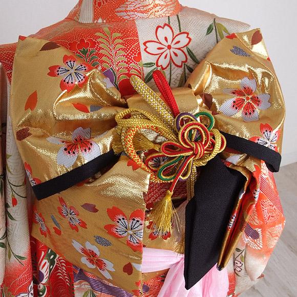 七五三/女児/着物 後帯