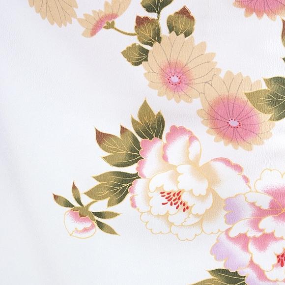 七五三/女児/着物 生地