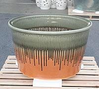 陶器かま 風呂釜 陶器風呂
