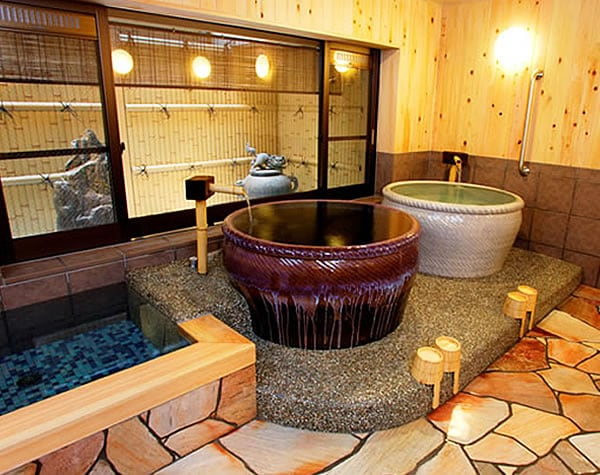 湯つぼ 風呂桶 かま風呂 窯風呂