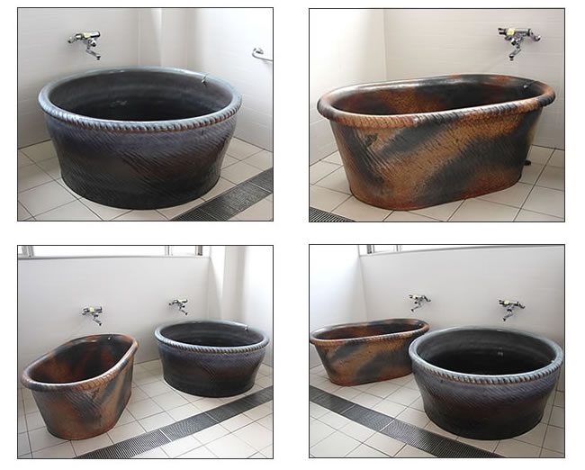 つぼ湯 風呂 風呂桶陶器