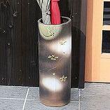 金彩花彫り