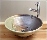 ビードロ流し碗型