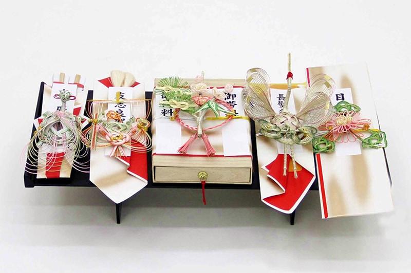 関東式 5品目 黒台 (106-5)