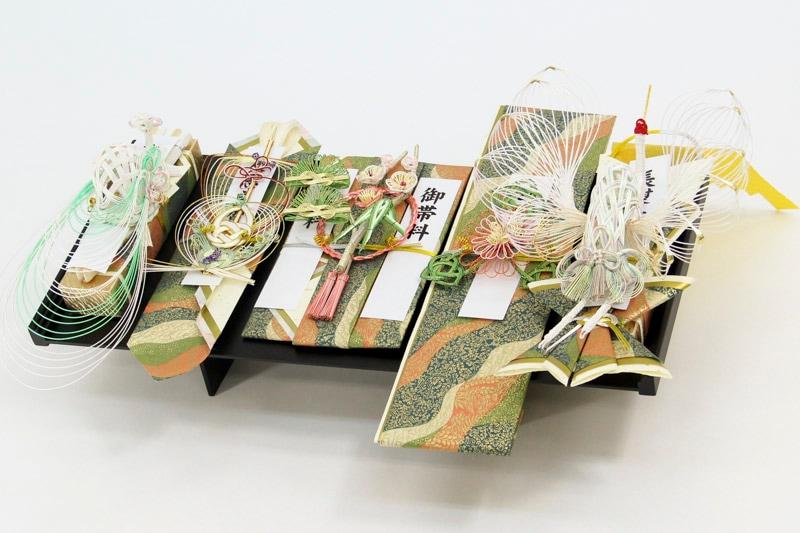 関東式 5品目 黒台 (105-5)